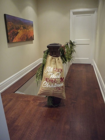 Holiday Decorating - Interior Decorating in Milton by Parsons Interiors Ltd.