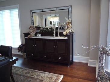 Holiday Decorating - Interior Decorating Services Oakville ON by Parsons Interiors Ltd.