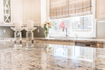 Kitchen Design in Mississauga by Parsons Interiors Ltd.
