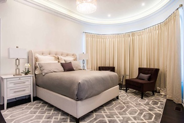 Girl's Bedroom - Beds Oakville by Parsons Interiors Ltd.