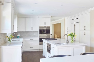 Kitchen Custom Millwork