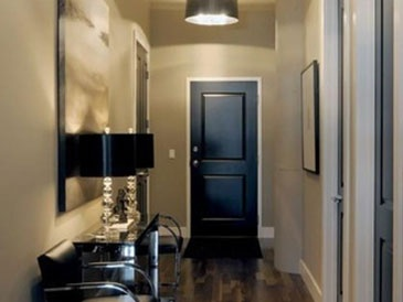 Hallways by Interior Decorator in Oakville - PARSONS INTERIORS LTD.