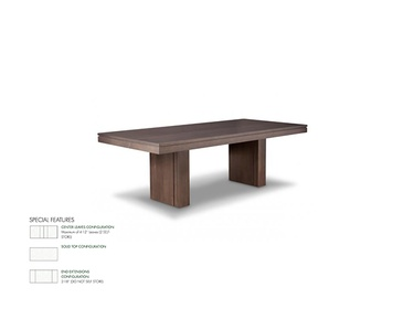 Item HSPI-P-CV4296-S - Custom Dining Tables Mississauga by Parsons Interiors Ltd.
