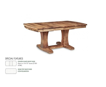 Item HSPI-P-ST4272-2 - Wood Furniture Oakville by Parsons Interiors Ltd.