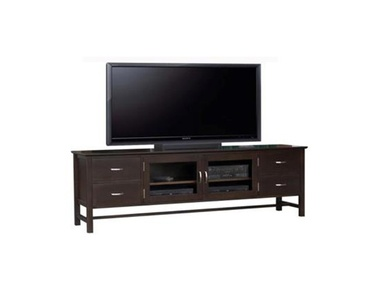 Item HSPI-P-BRHD84 - Living Room Cabinets Mississauga by Parsons Interiors Ltd.