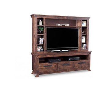 Item HSPI-N-ALHD84H54 - Living Room Cabinets Mississauga by Parsons Interiors Ltd.