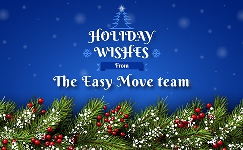 Season's Greetings from The Easy Move team