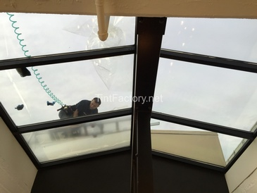 privacy window film Los Angeles