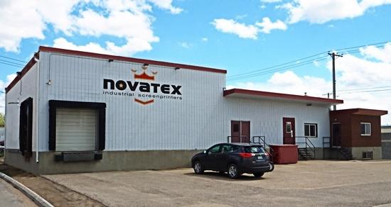 Novatex Serigraphics Inc    Printing Specialists in Saskatoon SK