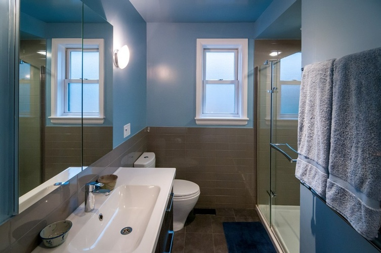 Algonquin Island Home Bathroom design by The Architect Builders Collaborative Inc
