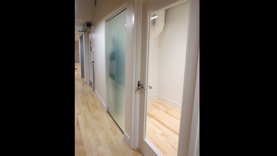 Glass Office Dividers and walls