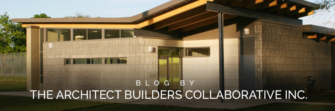 Blog by The Architect Builders Collaborative Inc.