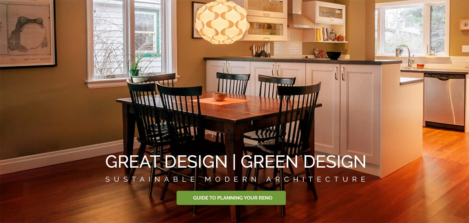green home renovation Toronto