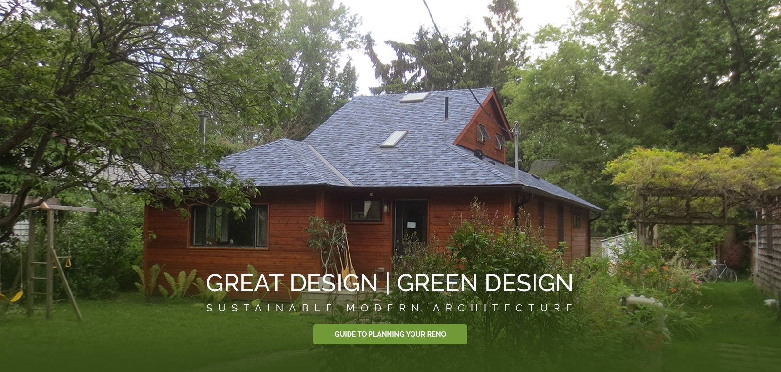 Green Renovations Architects Toronto - The Architect Builders Collaborative Inc.