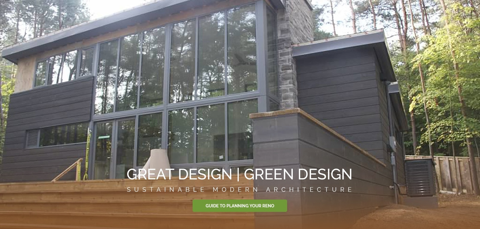 Eco Friendly Homes in Elora by The Architect Builders Collaborative Inc.