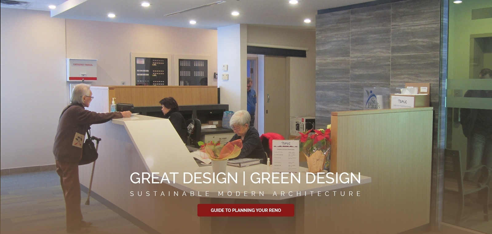 Green Offices Toronto by The Architect Builders Collaborative Inc.