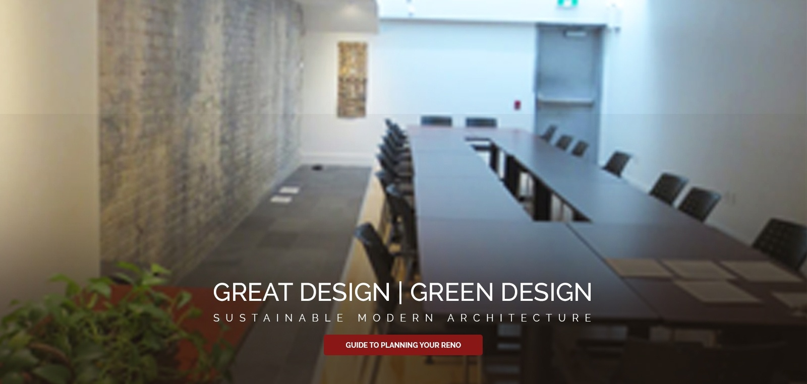 Modern Workspace Design by Green Architects and Designers in Toronto - The Architect Builders Collaborative Inc.