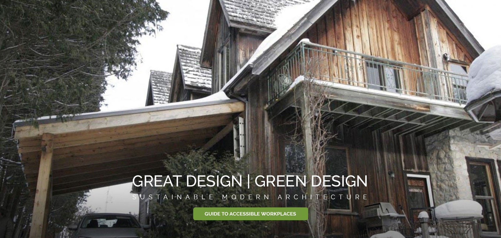 Green Renovation & Design Services in The Greater Toronto Area by The Architect Builders Collaborative Inc.