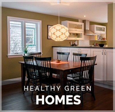 Healthy Green Homes by The Architect Builders Collaborative Inc.