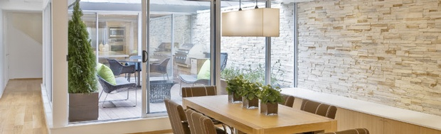 green renovation architect Toronto