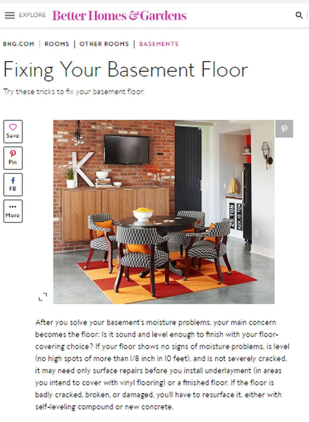 Fixing Your Basement Floor   Better Homes   Gardens.png