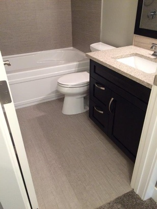 Bathroom Renovation Calgary by Affordable Basement Renovations Ltd