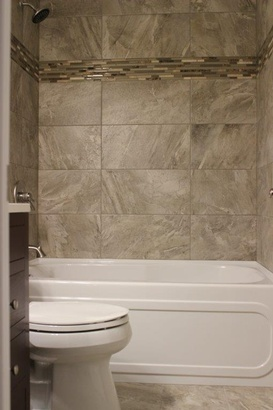 Basement Bathroom Renovation Calgary by Affordable Basement Renovations Ltd