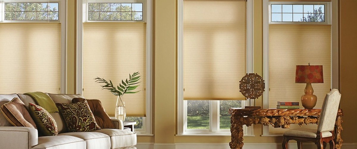Honeycomb Blinds Nelson