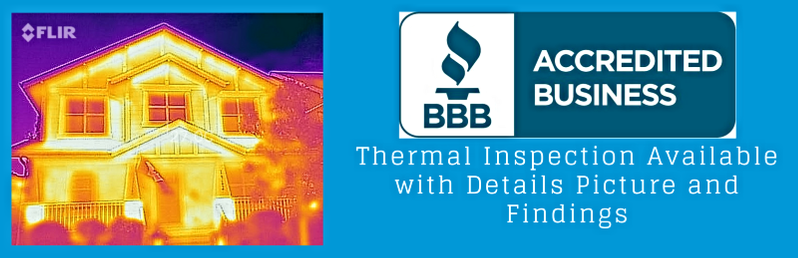 Thermal Inspection in Edmonton