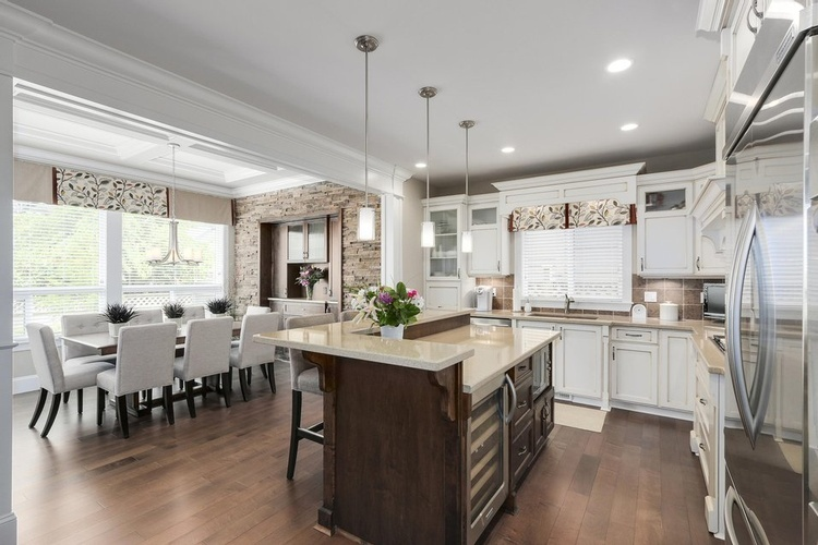 25th Avenue Residence Kitchen Design by Monica Rose Designs