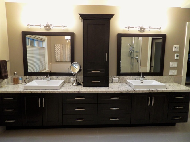 Beautiful Bathroom Design by Monica Rose Designs