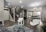 Parker Street Residence interiors by Interior Design Firm Port Coquitlam - Monica Rose Designs