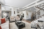 25th Avenue Residence interiors by Interior Design Firm Port Coquitlam - Monica Rose Designs