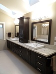 Maple Ridge's Beautiful Bathroom Design by Monica Rose Designs