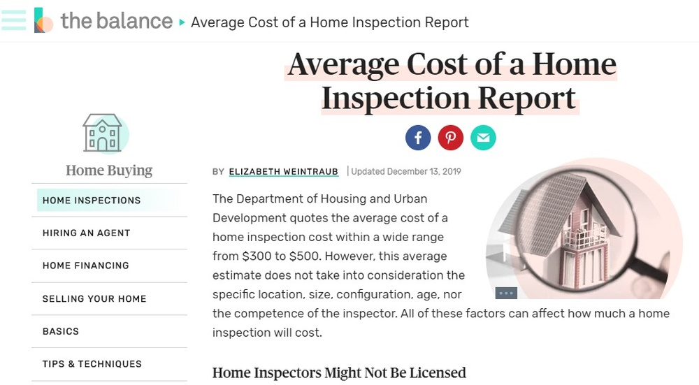 Average Cost of a Home Inspection Report.jpg