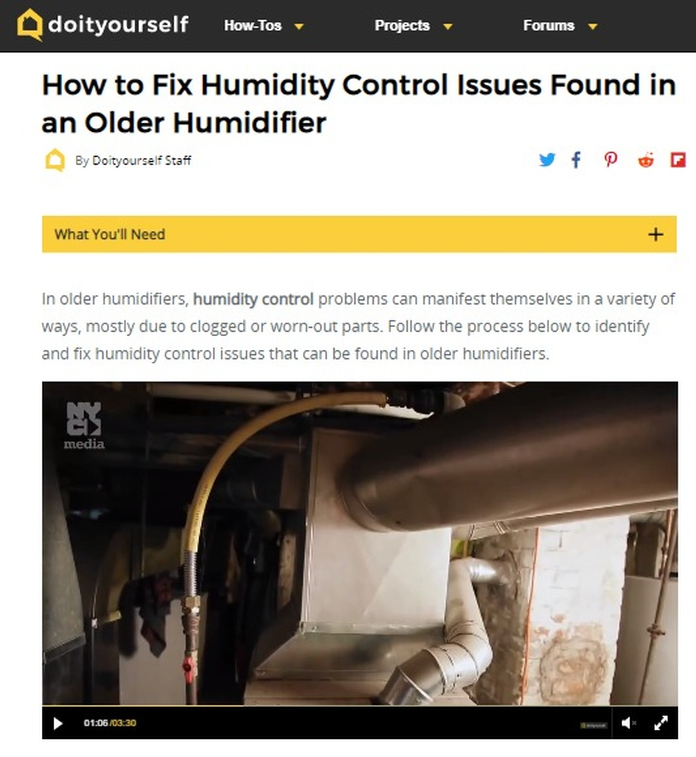 How to Fix Humidity Control Issues Found in an Older Humidifier   DoItYourself com.jpg