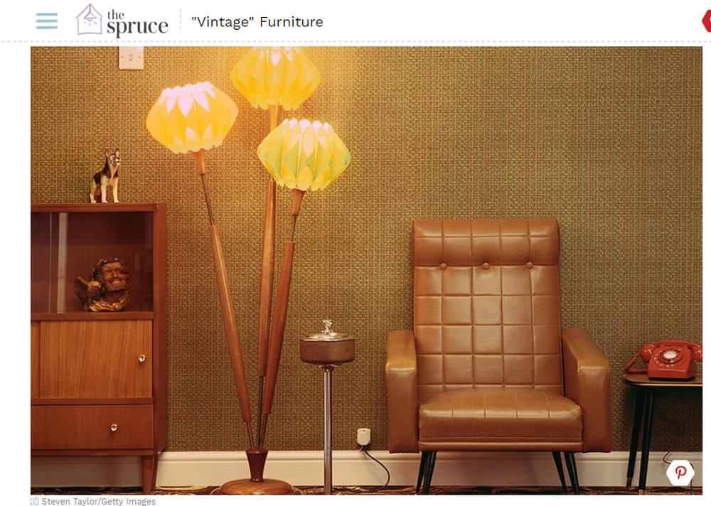 What Makes Furniture  Vintage  .png