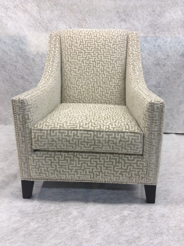 Single Sofa Chair at ViVi Upholstery - Residential Furniture Manufacturers Toronto