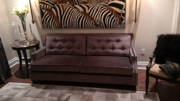 Modern Sofa Bed at ViVi Upholstery - Custom Upholstery North York