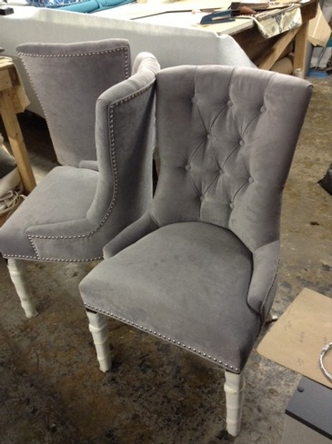 Comfortable Sofa Chairs at ViVi Upholstery - Toronto Furniture Manufacturers