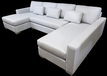 Living Room Sectional Sofa at ViVi Upholstery -  Residential Furniture Manufacturers North York