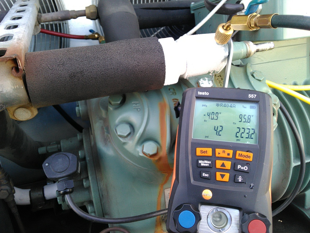 refrigerant pump down explained