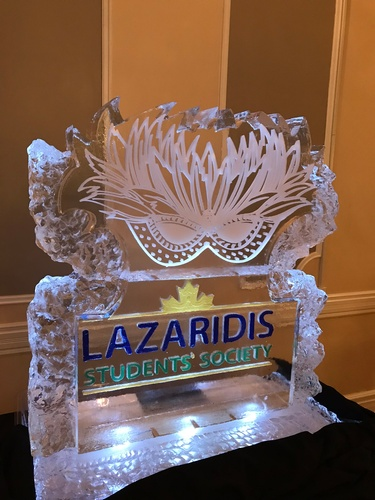 Ice Logo Corporate Ice Logo Corporate Ice Sculpture Ice Sculpture London Hamilton Cambridge Oakville Windsor (5)