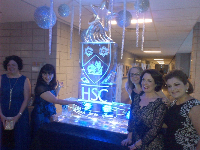 Ice Logo Corporate Ice Logo Corporate Ice Sculpture Ice Sculpture London Hamilton Cambridge Oakville Windsor (3)