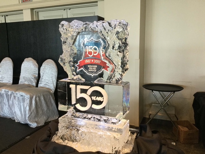Ice Logo Corporate Ice Logo Corporate Ice Sculpture Ice Sculpture London Hamilton Cambridge Oakville Windsor (16)