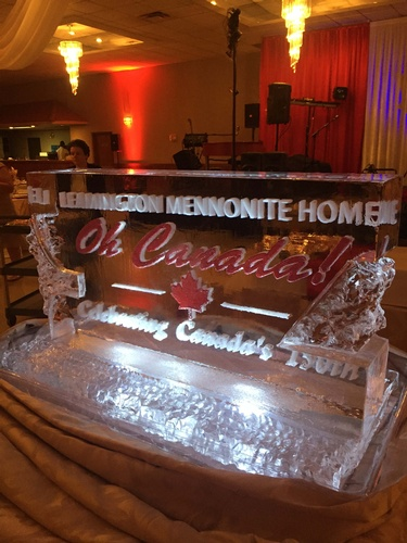 Ice Logo Corporate Ice Logo Corporate Ice Sculpture Ice Sculpture London Hamilton Cambridge Oakville Windsor (23)