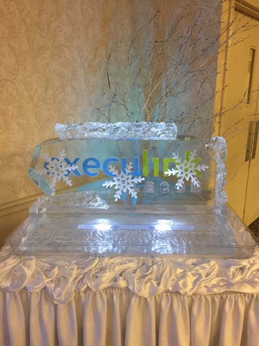 Ice Logo Corporate Ice Logo Corporate Ice Sculpture Ice Sculpture London Hamilton Cambridge Oakville Windsor (27)