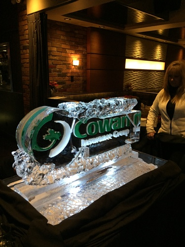 Ice Logo Corporate Ice Logo Corporate Ice Sculpture Ice Sculpture London Hamilton Cambridge Oakville Windsor (28)