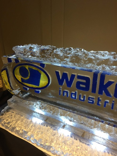 Ice Logo Corporate Ice Logo Corporate Ice Sculpture Ice Sculpture London Hamilton Cambridge Oakville Windsor (37)