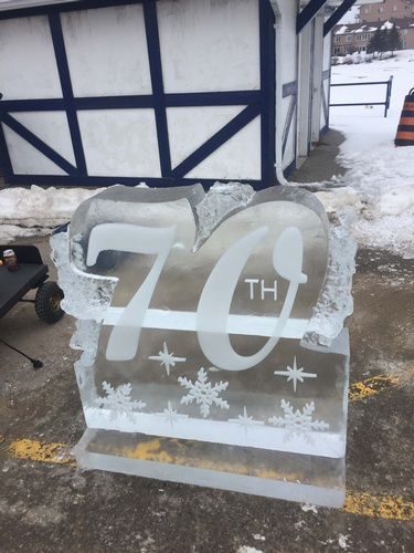 Ice Logo Corporate Ice Logo Corporate Ice Sculpture Ice Sculpture London Hamilton Cambridge Oakville Windsor (41)